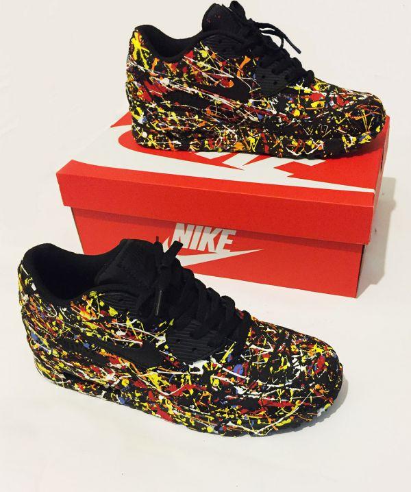 Maľované tenisky Nike Air Max