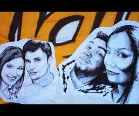Painted sheet Quatro