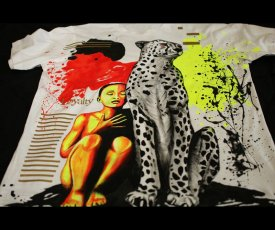 Painted T-shirt Loyalty