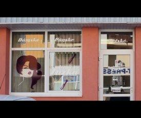 Hair salon Suzane branding