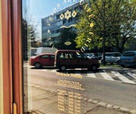 Branding kaviarne Frida Art Café