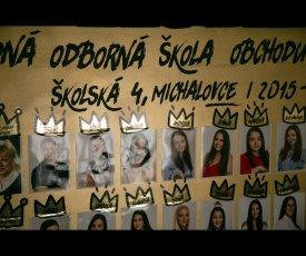 Painted graduation board booklet Hotelovka