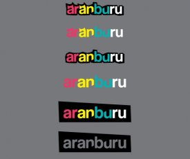 Redizajn loga pre Aranburu