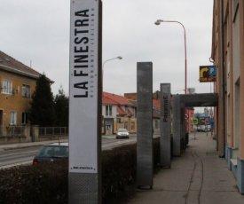 La Finestra branding reštaurácie