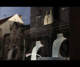 Branding of goldsmith Motivo