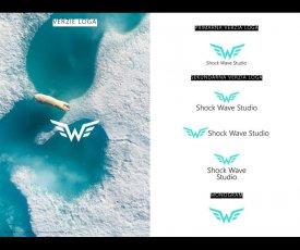 Logo a logo manual Shock Wave Studio