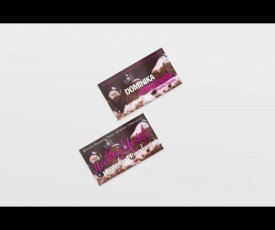 business card Healthy lifestyle by Doduš