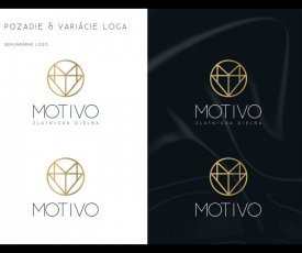 Logo and design manual MOTIVO