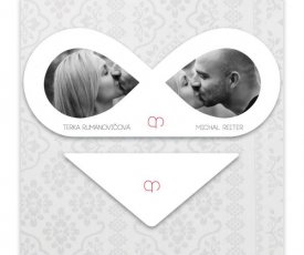 Wedding announcement Terka & Michal
