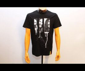 Maľované tričko Bob Marley