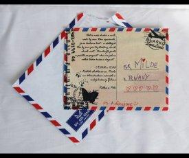 Wedding announcement Blaško Love Lines