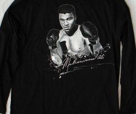 Painted T-shirt Muhammad Ali