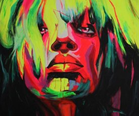 Copy of paintings by Francoise Nielly