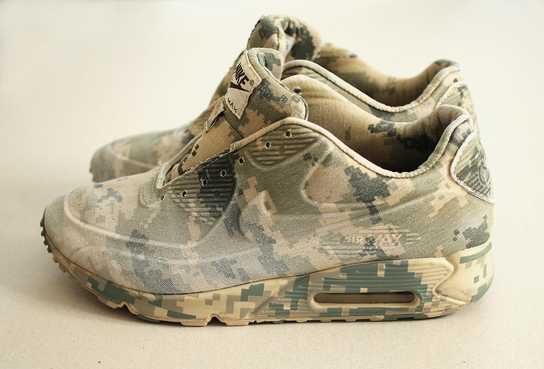 Nike air max army malovane
